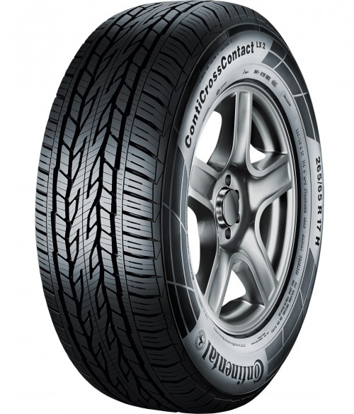 Anvelopă All Season CONTINENTAL Conticrosscontact lx 2 225/60 R18 100H