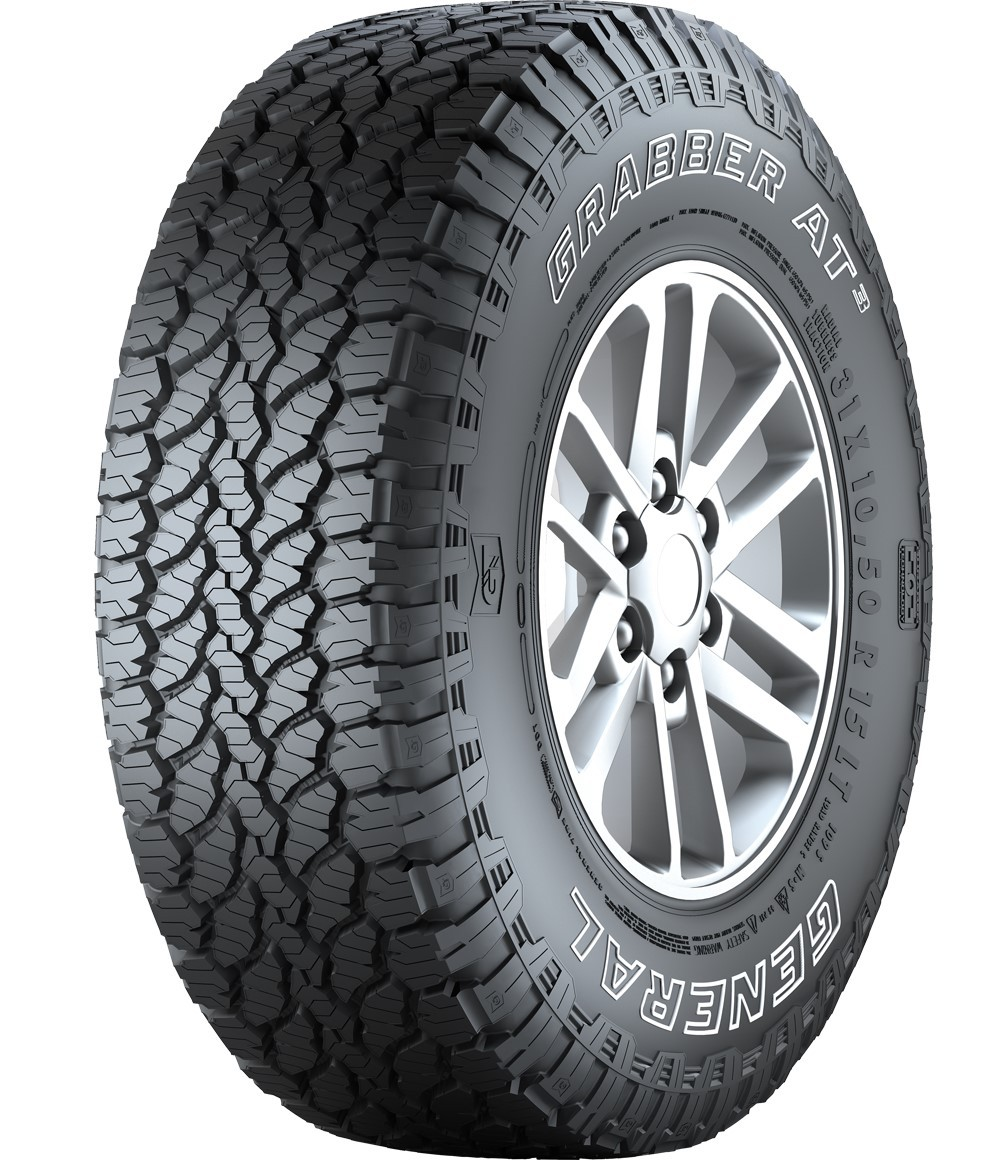 Anvelopă All Season GENERAL TIRE Grabber at3 265/65 R17 112H
