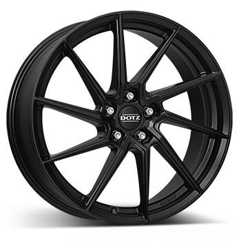 Janta aliaj DOTZ Spa black 8x18 5x114.30 ET40